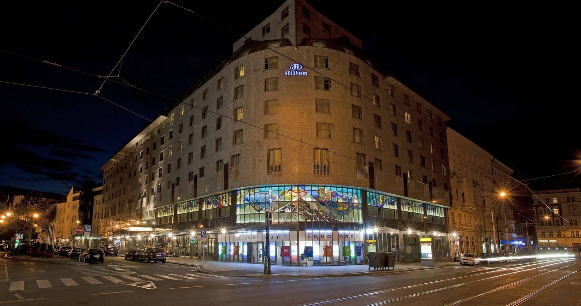 Hilton Prague Town Hotels And Overnight Stays