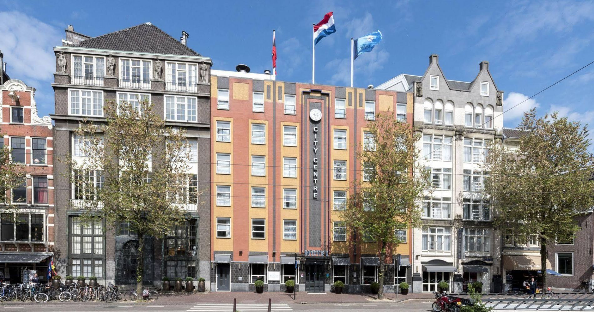 Westcord City Centre Hotel Amsterdam Hotels And