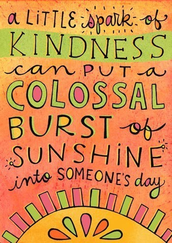 Godly Wallpaper Quotes A Little Spark Of Kindness