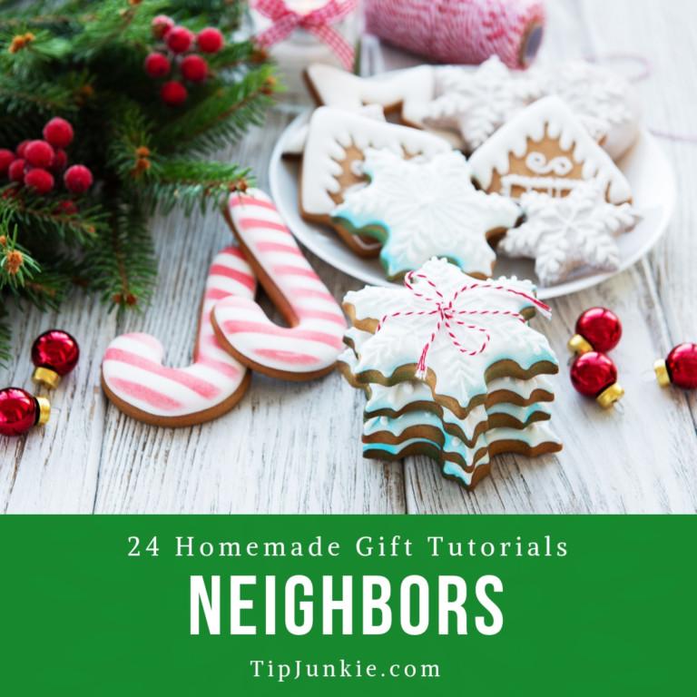 24 homemade christmas gifts