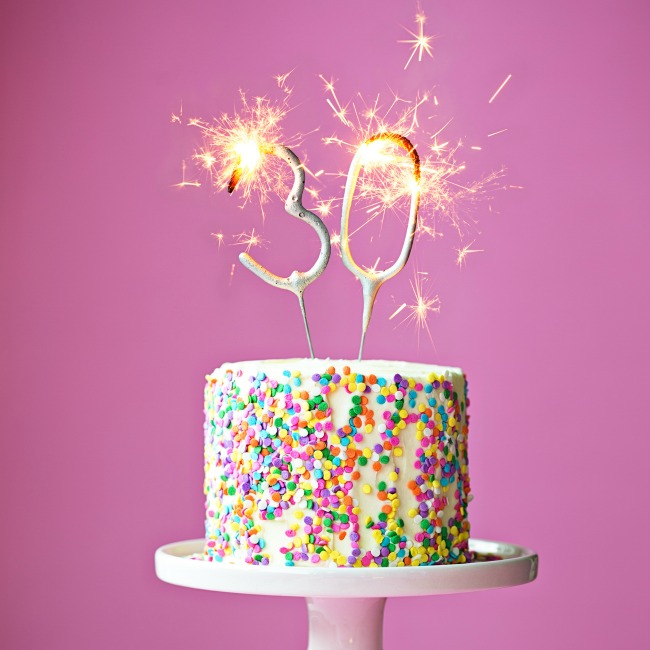 25 Adult Birthday Party Ideas 30th 40th 50th 60th