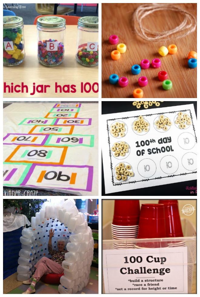 58 creative 100th days of school ideas