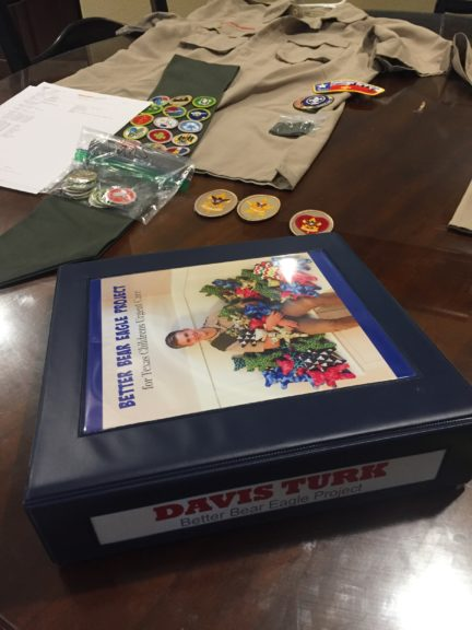 Free Bsa Eagle Scout Binder Instant Download Tip Junkie