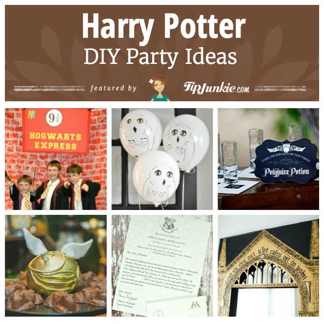 amazing noodle chair grey kitchen covers 29 harry potter crafts & activities [easy] – tip junkie