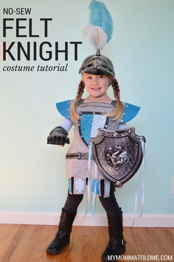 Easy Halloween Costumes Girls Patterns Tip Junkie