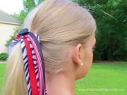 8 make cheer bows tutorials