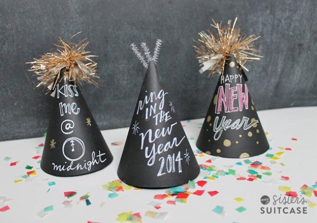 11 diy party hats