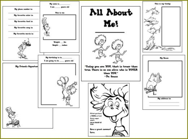 47 Dr. Seuss Birthday Activities for March