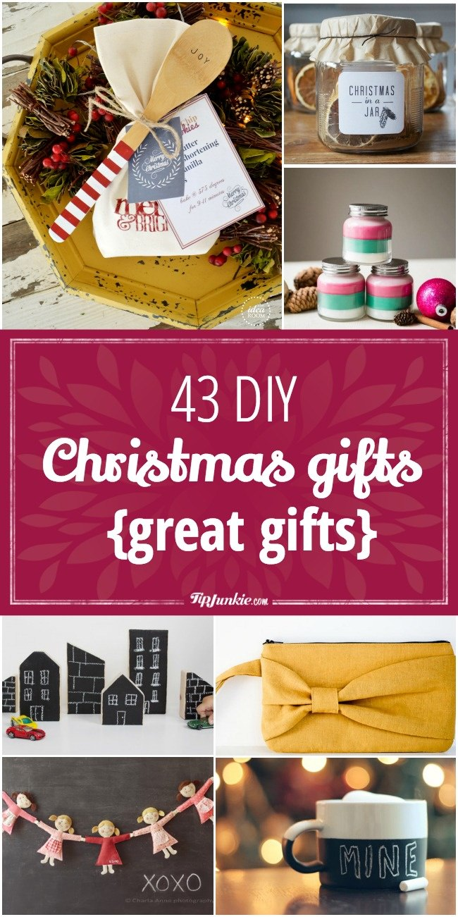 Tip junkie christmas gifts