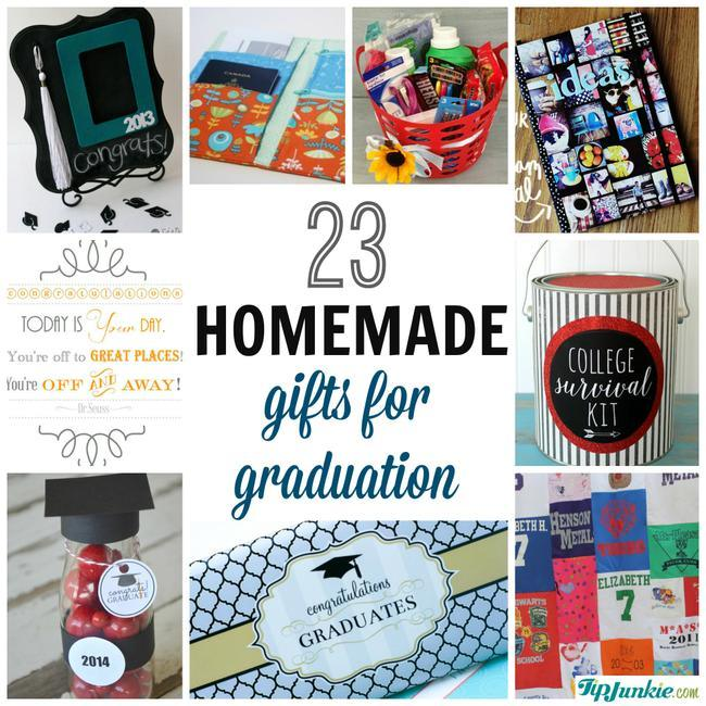 23 easy graduation gifts