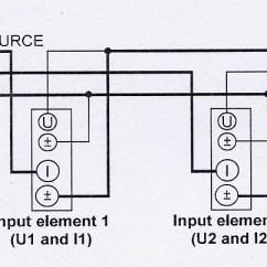 110 Volt House Wiring Diagram Jazzbass Cover Ohne Bohrung Montieren Ac Energy Schematic Diagramhow To Measure Electrical Power Yokogawa Test U0026 Measurement