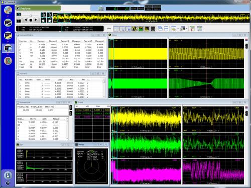 small resolution of analysis screen offline