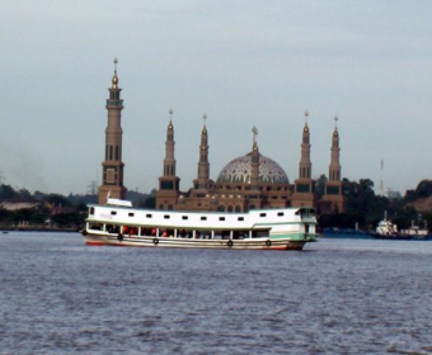 Pemerintah Kembangkan Wisata Kapal Pesiar Sungai Mahakam