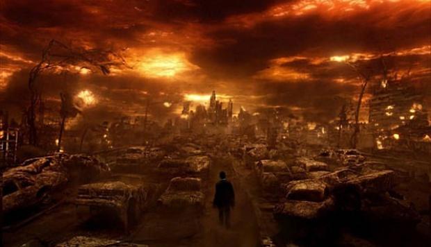 End of Days Mau Datang? Soal  Sangkakala dan Asteroid Hantam Bumi
