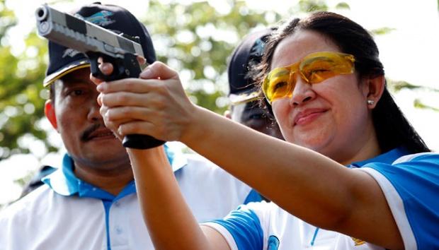 Beda dengan Jokowi, Puan Malah Dukung Revisi UU KPK
