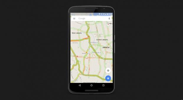 Google Maps Kini Bisa Diakses Secara Offline