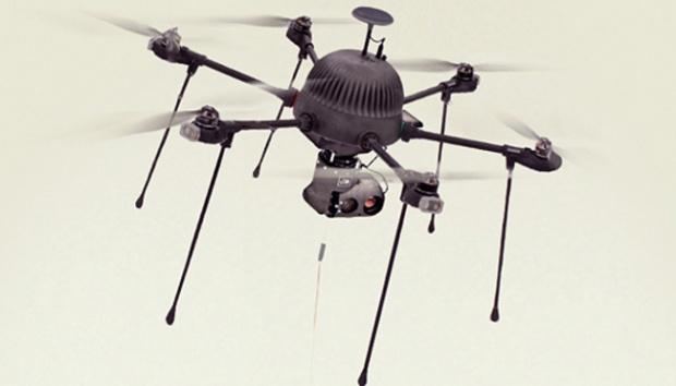 Parc, Drone Pengintai yang Bisa Terbang Nonstop
