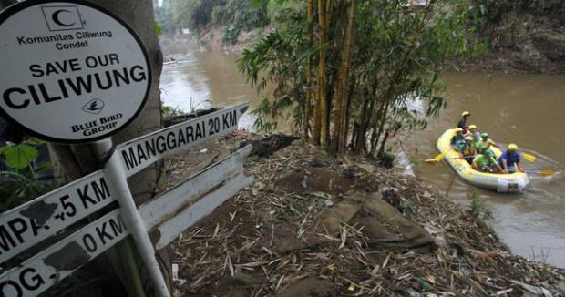 Pencemaran di Ciliwung, Ahok: Jakarta Akan Sulit Air Bersih