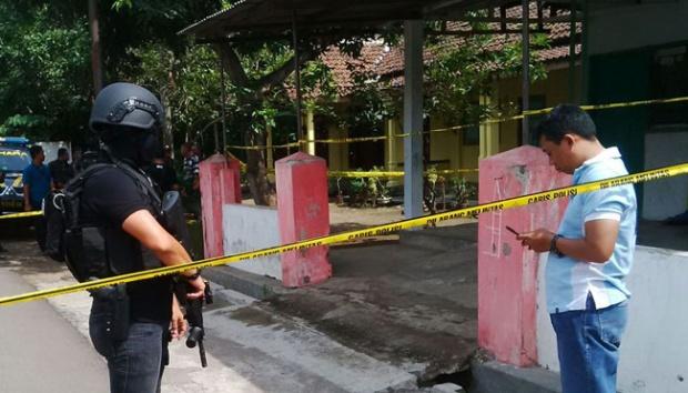Diduga Teroris Penyerang Jakarta, Seorang Pria Dicokok di Bekasi