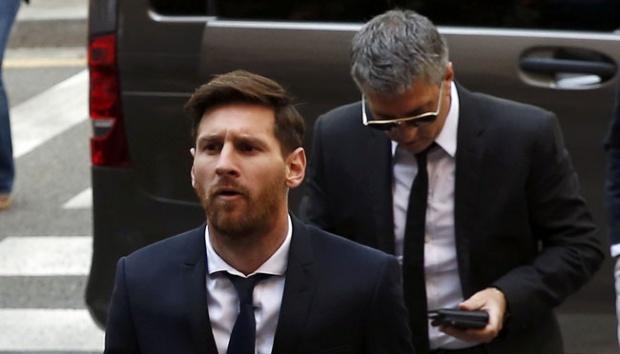 Alot, Perundingan Kontrak Baru Messi di Barca