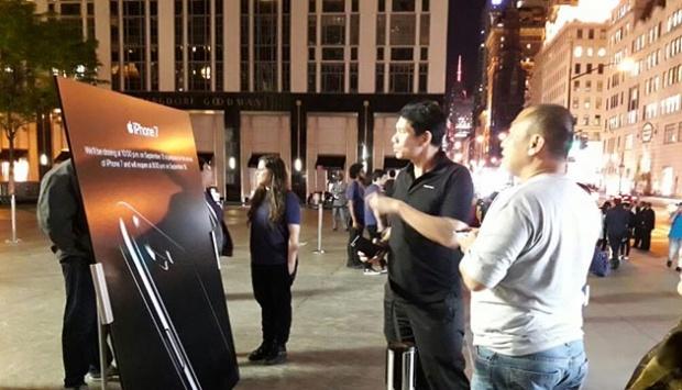 Pengalaman Beli iPhone 7 di New York, Harga Calo Rp 21 Juta