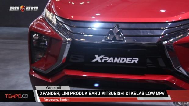 Mitsubishi Beberkan Rahasia Xpander Jadi Favorit Pengunjung GIIAS