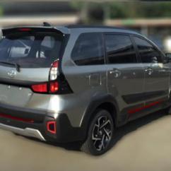 Spek Grand New Avanza 2018 E Matic Gantengnya Toyota Tigre Tak Kalah Dari Mitsubishi Xpander Tampak Belakang Dok