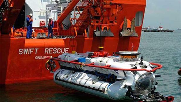 mV Swift Rescue