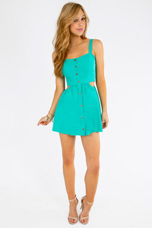 Gigi cutout dress