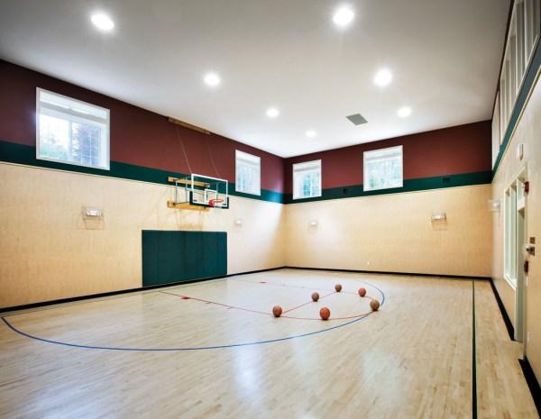 Basketball Half-Court Indoor