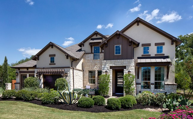 New Homes In Round Rock Tx New Construction Homes Toll