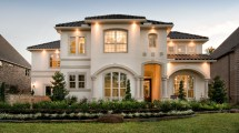 Toll Brothers Sienna Plantation Home Models in TX