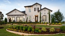 Toll Brothers Model Homes Cypress Texas