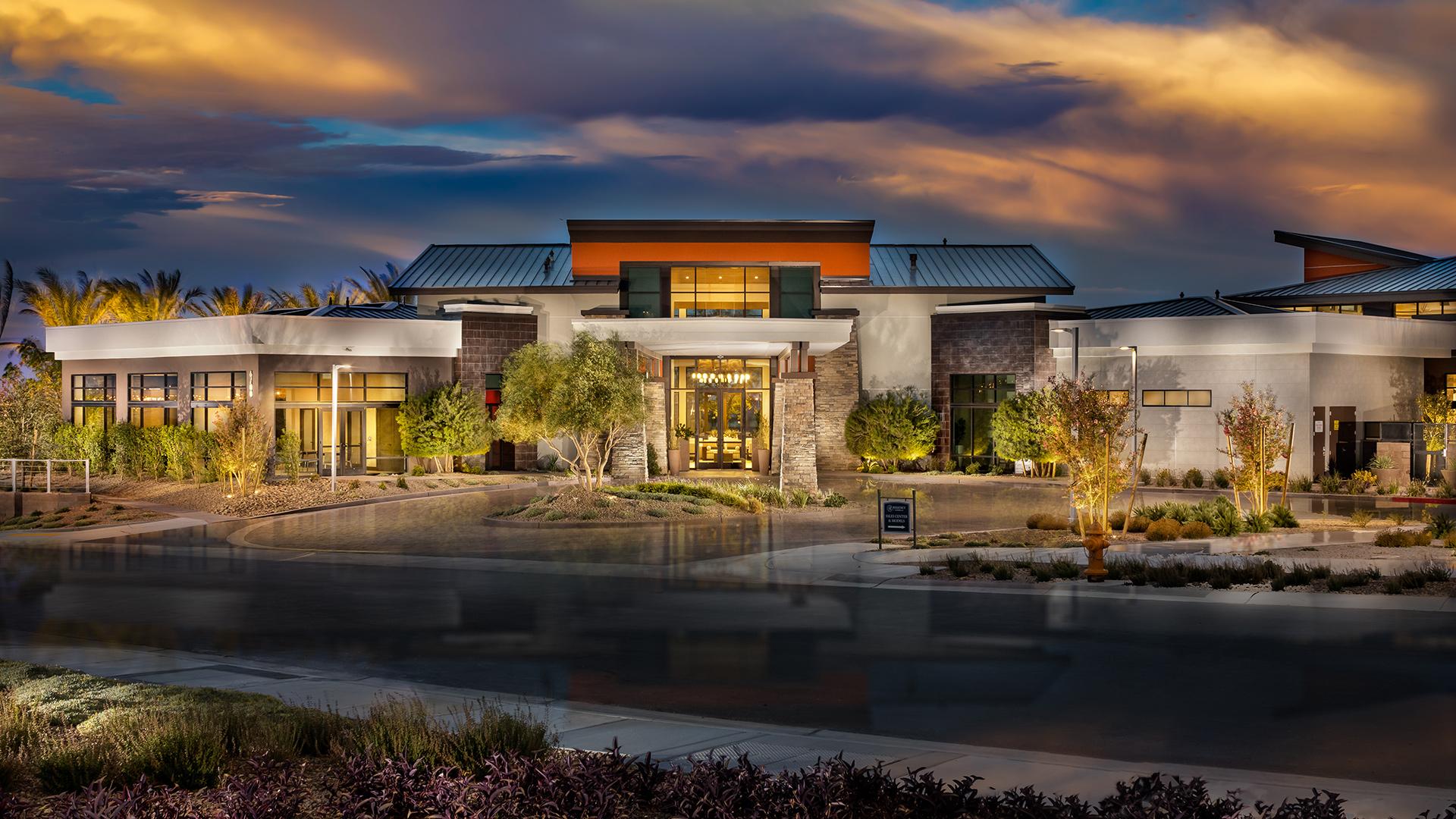 Las Vegas Nv Active Adult Community
