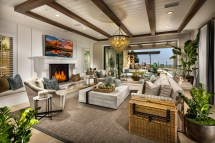 New Homes Toll Brothers Interior