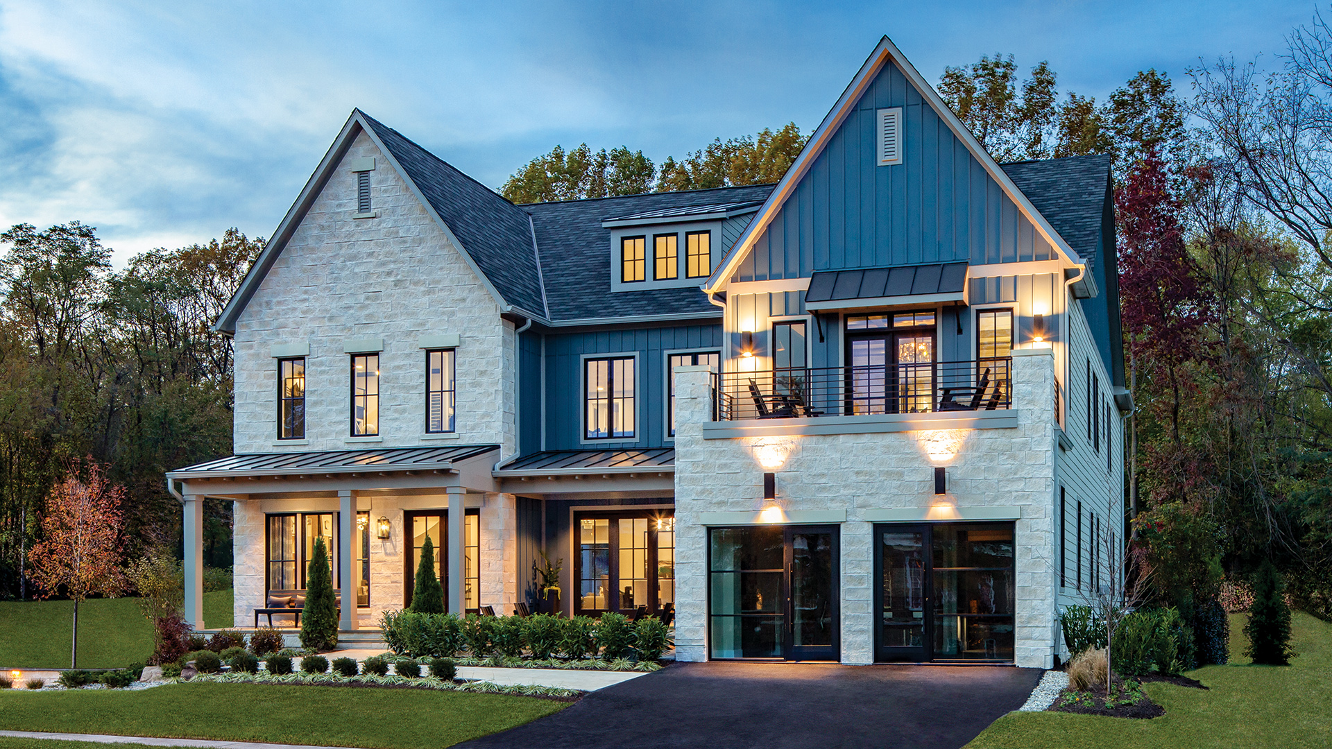 new luxury homes for