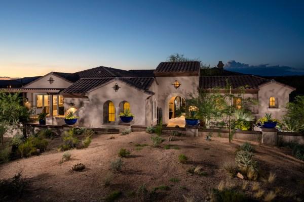 Luxury Homes Scottsdale Arizona