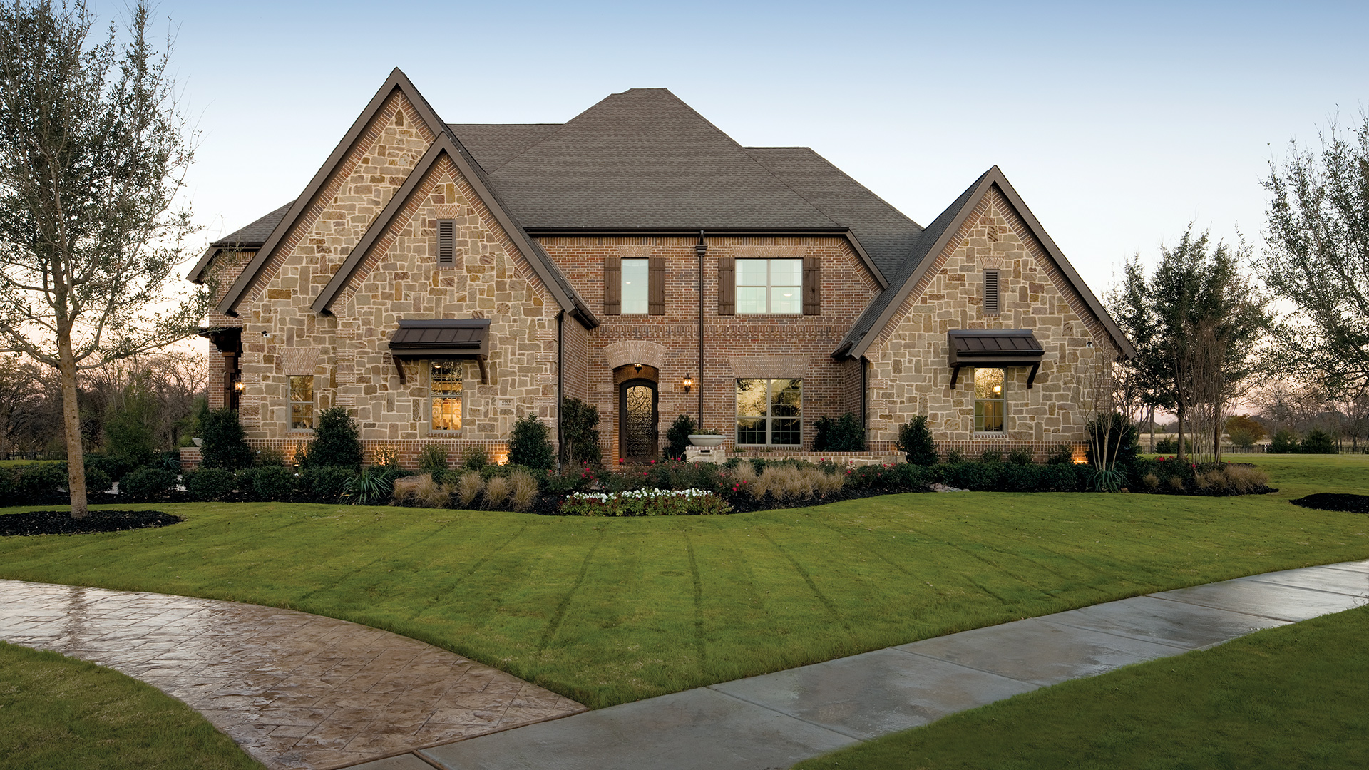 Colleyville Tx New Homes For Sale Whittier Heights