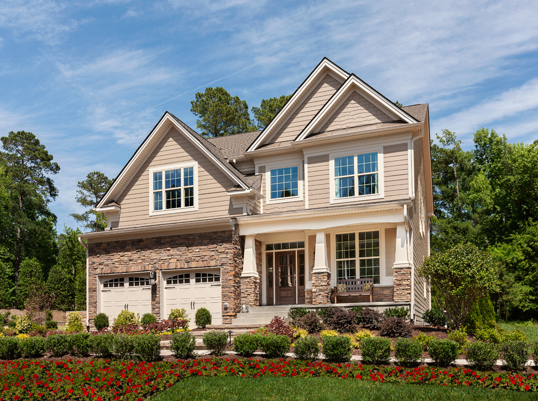 New Homes In Cary Nc  New Construction Homes  Toll Brothers®
