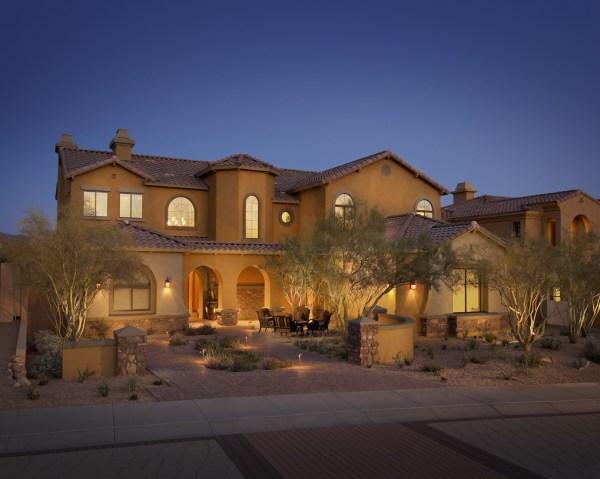 Toll Brothers Homes Scottsdale Arizona