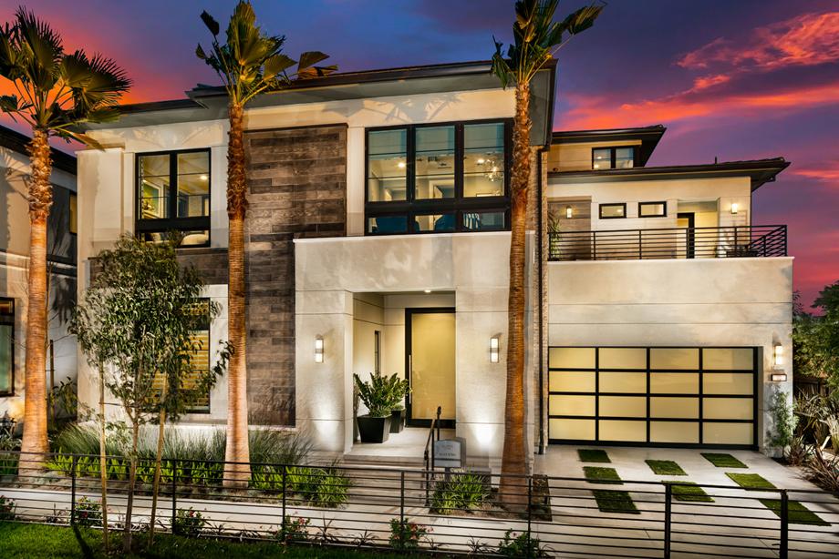 Irvine CA New Construction Homes Alara At Altair