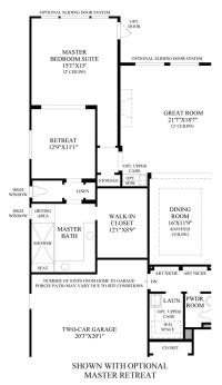 Sierra Creek at Bella Vista Ranch | The Ashwood Home Design