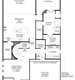 1st floor floor plan [ 920 x 1632 Pixel ]