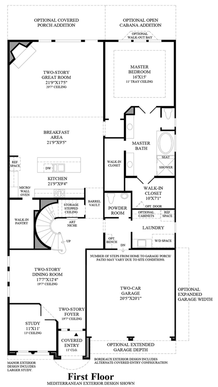 medium resolution of 1st floor floor plan