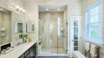 Toll Brothers Model Home Bathroom Gallery