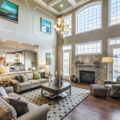 Great Living Room Furniture French Interior Design Greenville Overlook | The Duke Home