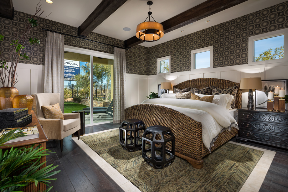 Toll Brothers At Inspirada Brunello The Hillcrest NV Home Design