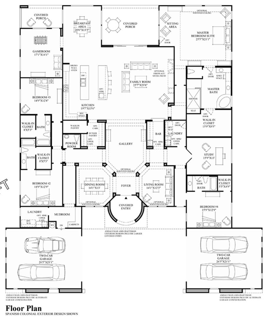Dorada Estates  The Palomar Home Design