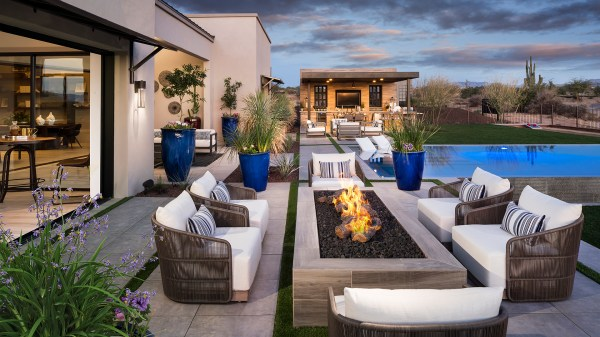 Toll Brothers Verde River Quick Delivery Home
