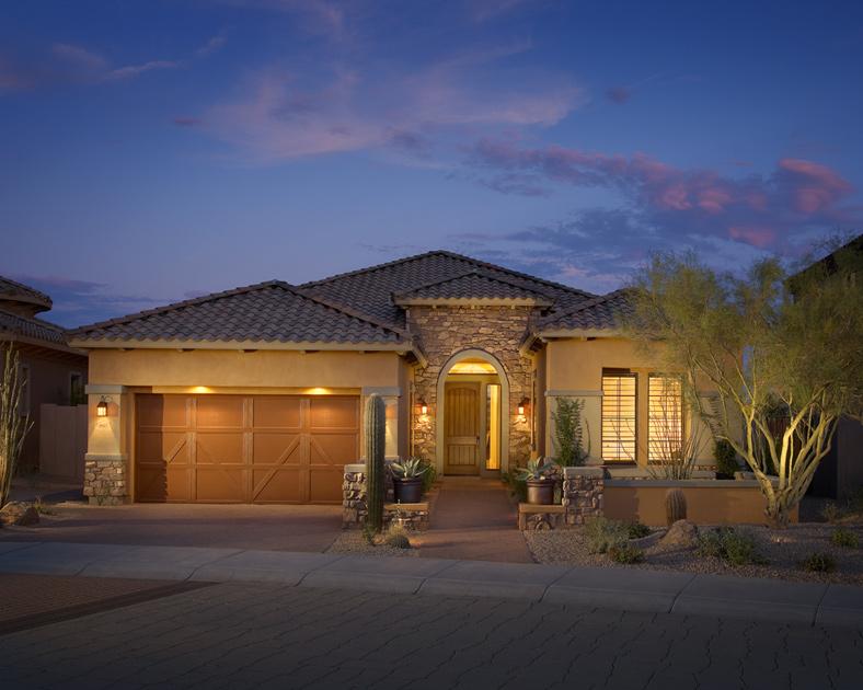 Windgate Ranch Scottsdale Cassia Collection The Solaria Home Design